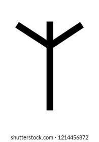 Rune algiz The Algiz