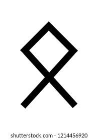 Runes Alphabet Letter Othala