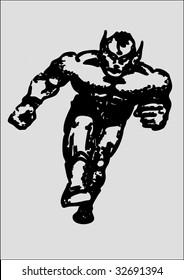 runner devil