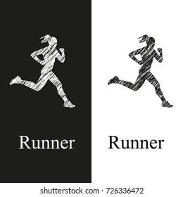 Runner logo for web