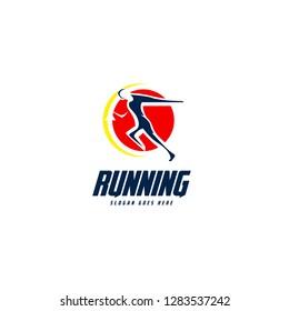 Running Logo Design