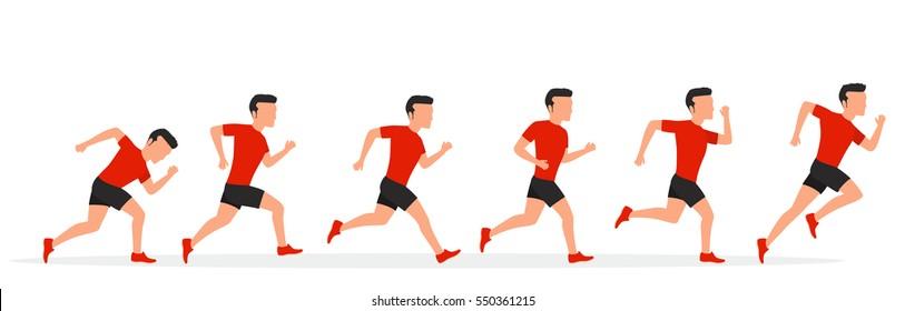 running position images stock photos vectors shutterstock