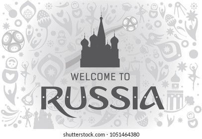 Russia 2018 Fifa World Cup Background