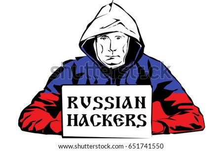 Russian hackers Black and