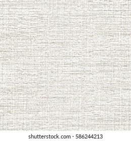 Rustic linen texture. Abstract vector.