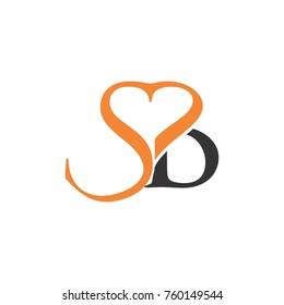 S B Logo letter