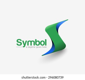S Company Vector Logo and Symbol Design