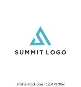 S latter summit logo
