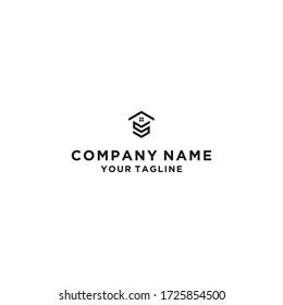 S letter logo icon illustration vector design