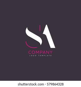 S A logo