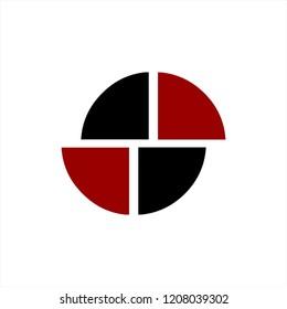 S, O, TT, TOT initials circle company logo
