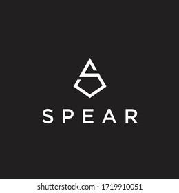 s spear logo / spear vector