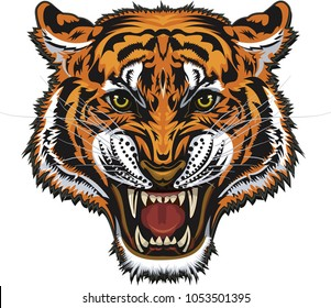 Saber toothed tiger Tattoo
