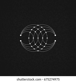 Sacred Geometry. Vector Illustration