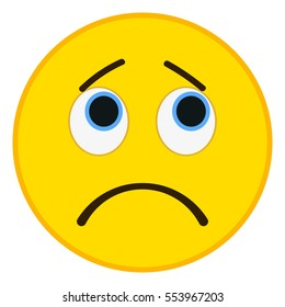 sad emoji images stock photos vectors shutterstock