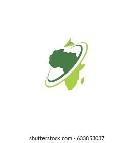 safari travel africa logo