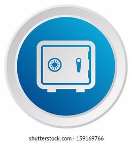Safe (GRX btn metallic, blue version)