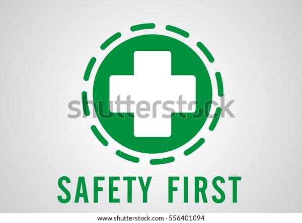Safety First Logo Design