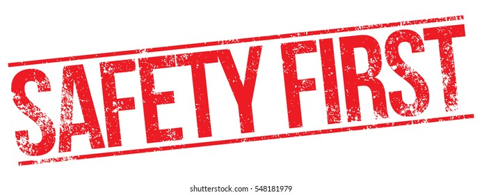 Safety First Images Stock Photos Vectors Shutterstock