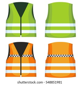 Safety Clothing Objective Yellow Reflective Vest Reflective Jacket High Visibility Knitted Reflective Safety Vest Logo Printing Vest Safety On Road Firm In Structure