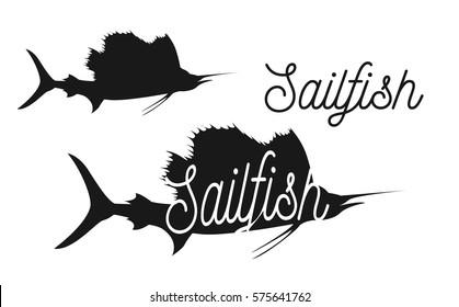 Sailfish for logo.