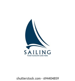 Sailing Yacht Logo