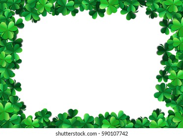 Shamrock Background Images Stock Photos Amp Vectors