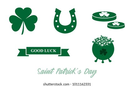 Good Luck Symbol Images Stock Photos Vectors Shutterstock