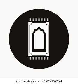 Sajadah icon design vector illustration