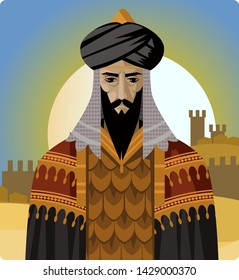 saladin great commander sultan general