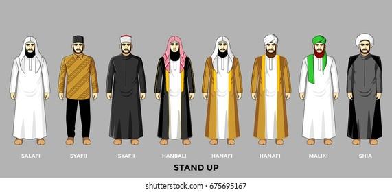 Salah Prayer for Men.