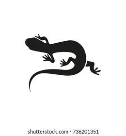 Salamander simple icon