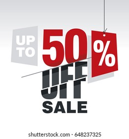 Sale up to 50 percent off red black color