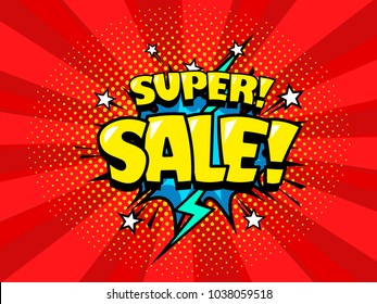 Sale banner background. Price discount promotion poster