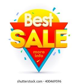 Sale banner, badges, design vector illustration. Badges vector discount. Best sale badges. Sale sticker template