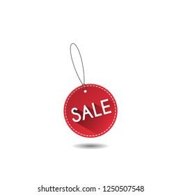 Sale design template. Vector illustration