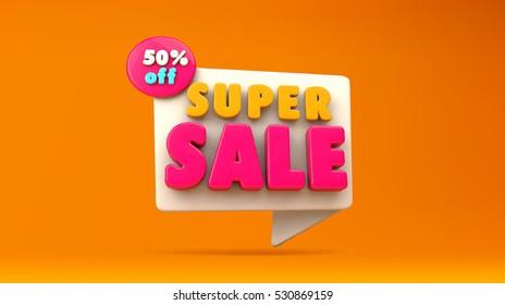 Sale Discount banner design for the  shop, promotional leaflet, promotion,on line store. Vector illustration.