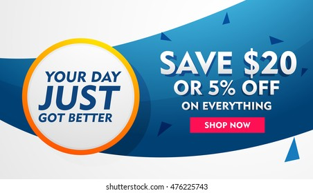 Discount Banner Images Stock Photos Vectors Shutterstock