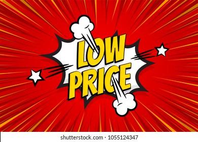 Sale discount offer hand drawn speech bubble. Template comics speech balloon halftone dot background. Pop art style. Comic dialog box cloud. Creative text idea advertise sketch explosion.