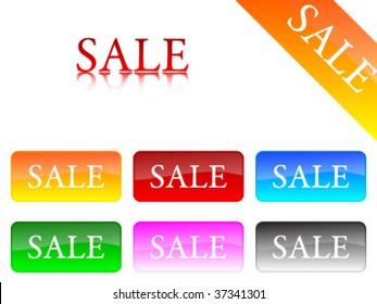 sale labels