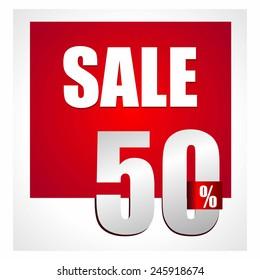 Sale percent