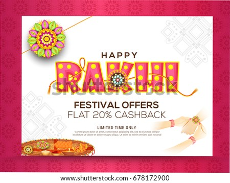 sale poster sale banner indian festival stock vector royalty free