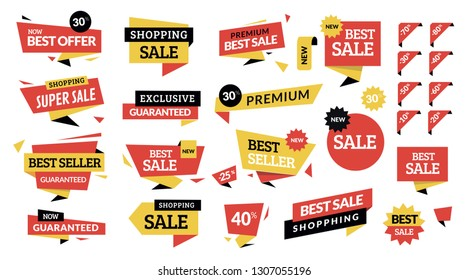 Sale Tags illustration