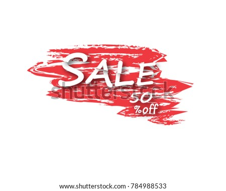sale template poster price style market stock vector royalty free