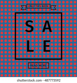 Set Sale Templates Discount Offer Vector Stock Vector Royalty Free