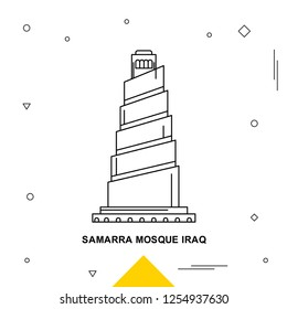 SAMARRA MOSQUE IRAQ