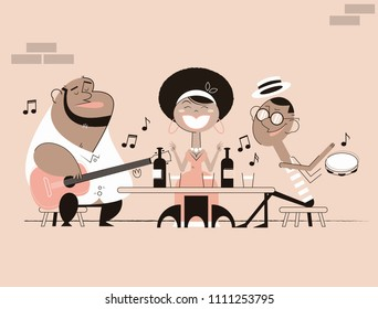 Samba Music Band