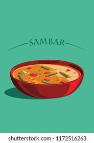 Sambar Indian Recipe