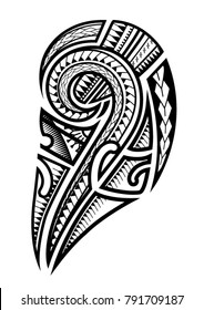 samoan tattoo for upper arm