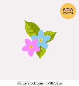 Sampaguita flowers icon
